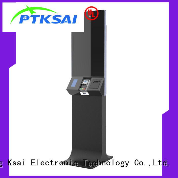 self service kiosk fast food inch for self service PTKSAI