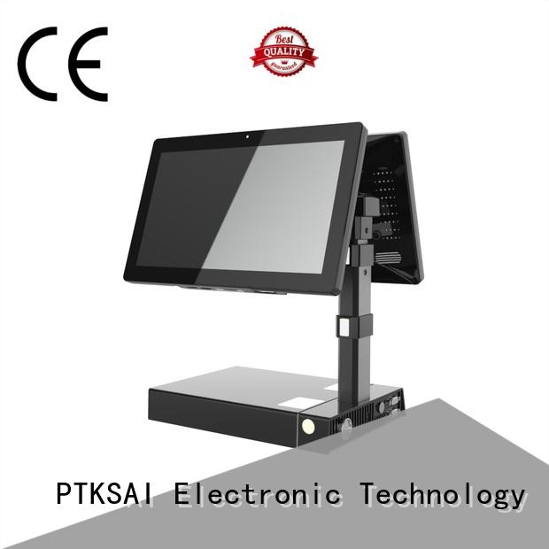 ksma best android pos with smart card reader for small business PTKSAI