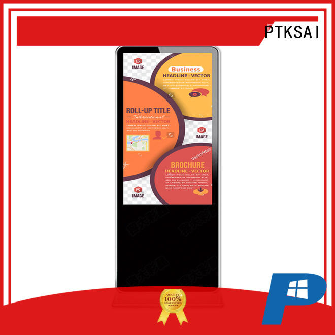 PTKSAI stable commercial digital signage for business for self service