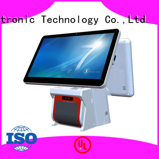 PTKSAI high end all in one pos pc epos system for payment