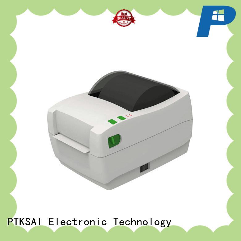 Desktop Thermal Transfer 106mm Barcode Label Printer KS-PR03 RS232C/Parallel/USB/Ethernet Port