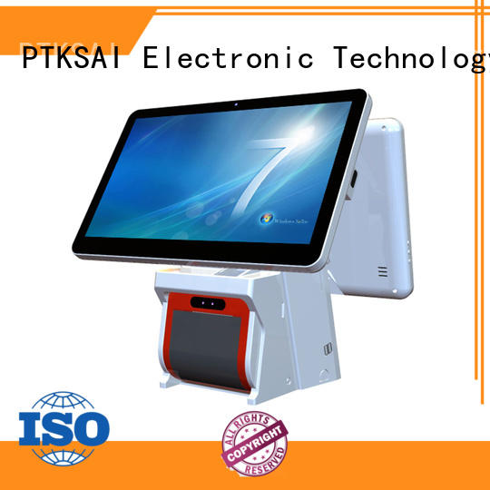 pos all in one touchscreen for sale PTKSAI