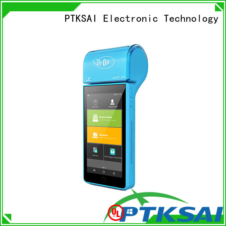 fast portable pos system mobile for payment