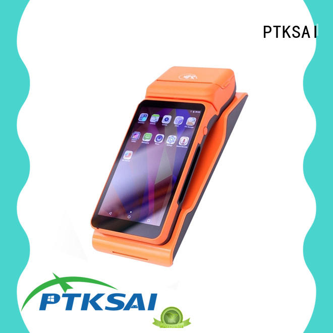 ksma best android pos with printer for small business PTKSAI