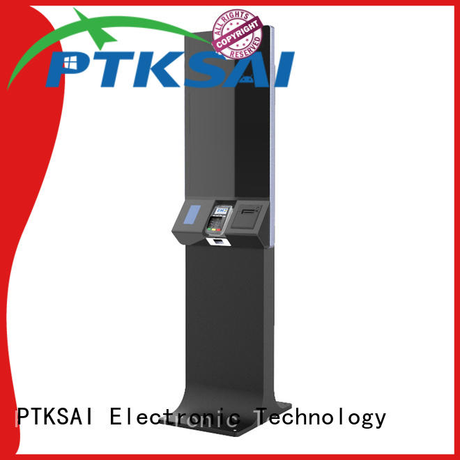 PTKSAI best airport self-service kiosk series bulk production