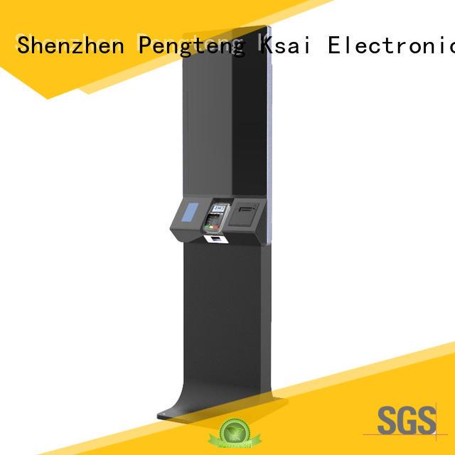PTKSAI digital kiosk with camera bulk production
