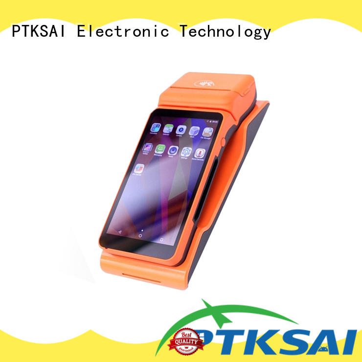 PTKSAI handheld portable pos system epos system for payment