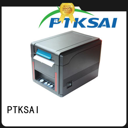 PTKSAI character point of sale register with receipt printer for self service