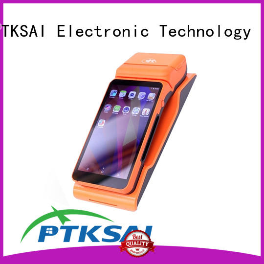 mobile pos terminal for restaurants and bars PTKSAI