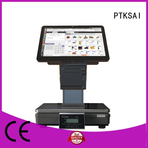 PTKSAI loading thermal printer esc