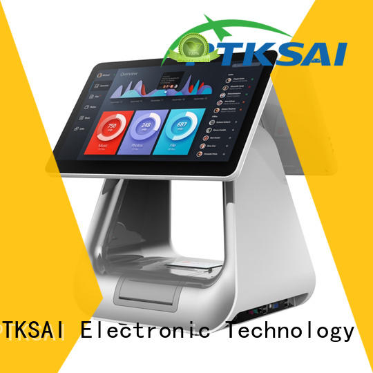 all in one pos terminal for self service PTKSAI