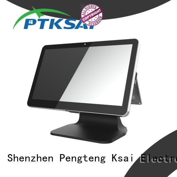 mobile pos terminal with customer display for small business