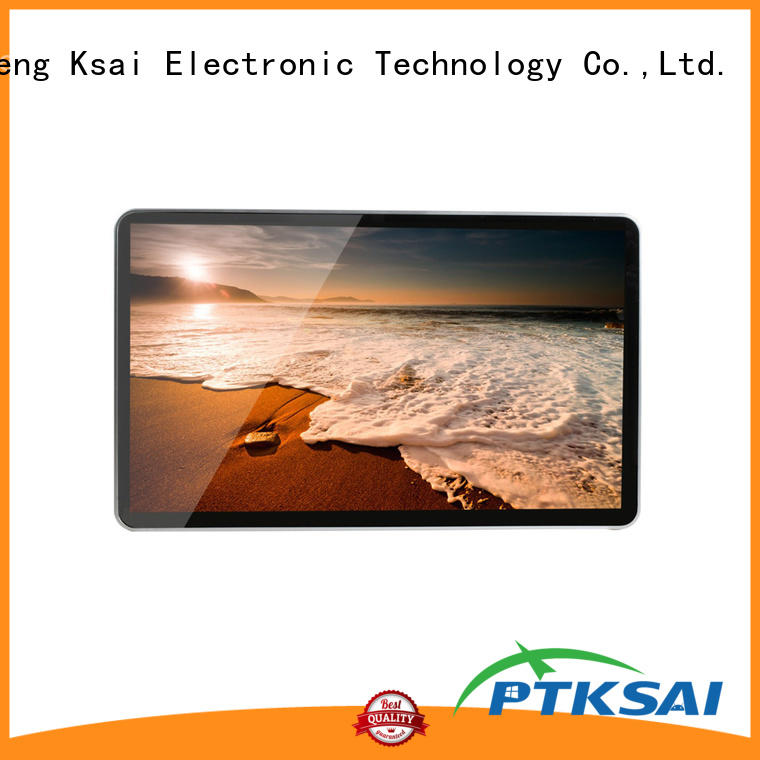 PTKSAI hospital digital signage company for convenience
