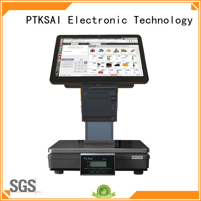 PTKSAI loading pos scanner esc for sale
