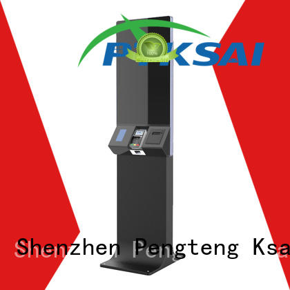 PTKSAI self-service kiosk company for business