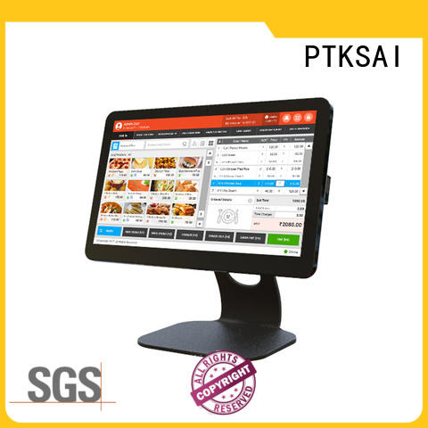 best mobile pos screen emv android PTKSAI Brand mobile pos system