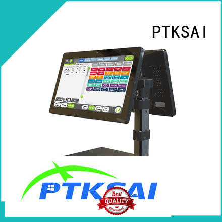 PTKSAI Brand screen machine mobile pos system touch factory