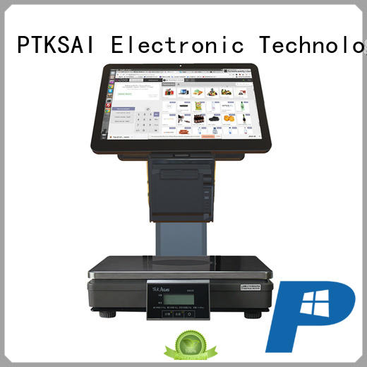 PTKSAI all in one point of sale register
