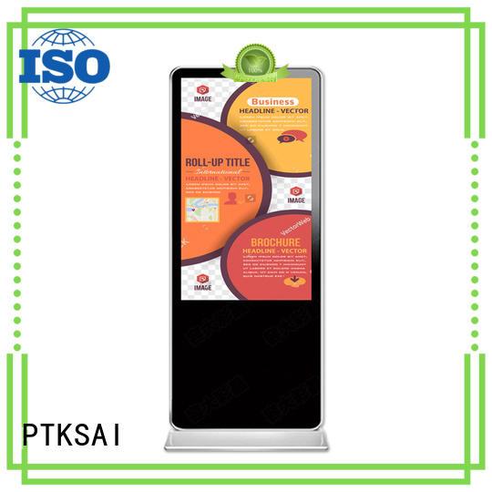 signage display digital digital signage kiosk PTKSAI Brand