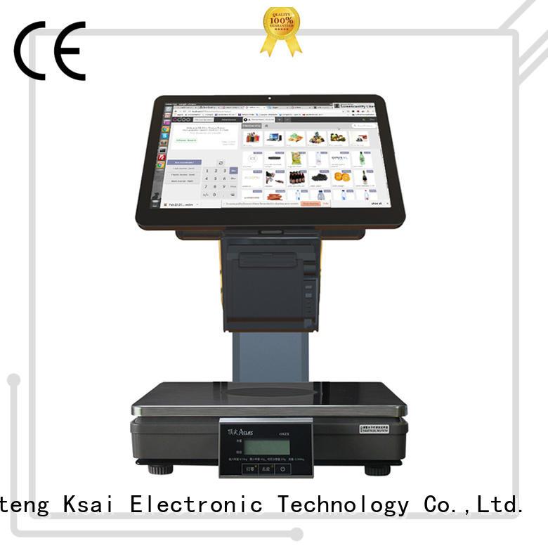 PTKSAI thermal printer lan for self service