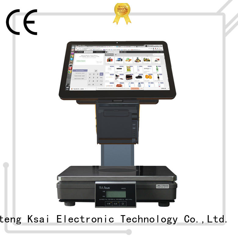 PTKSAI thermal printer lan for self service