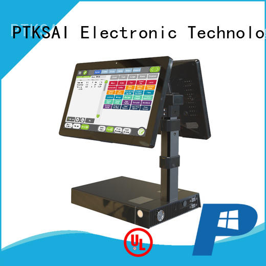 touch mobile pos system machine pci PTKSAI company