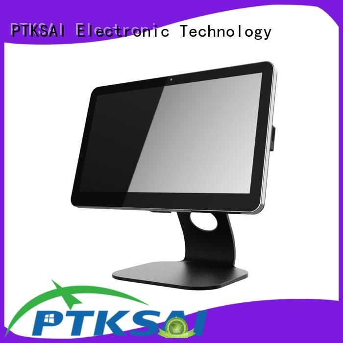 PTKSAI ksl best mobile pos with customer display for restaurants and bars