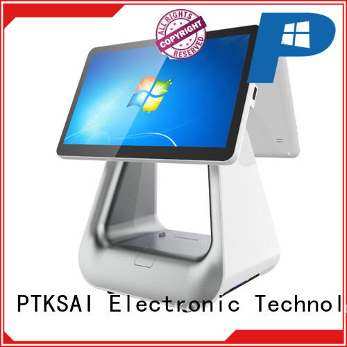 PTKSAI integrated pc pos best manufacturer for payment
