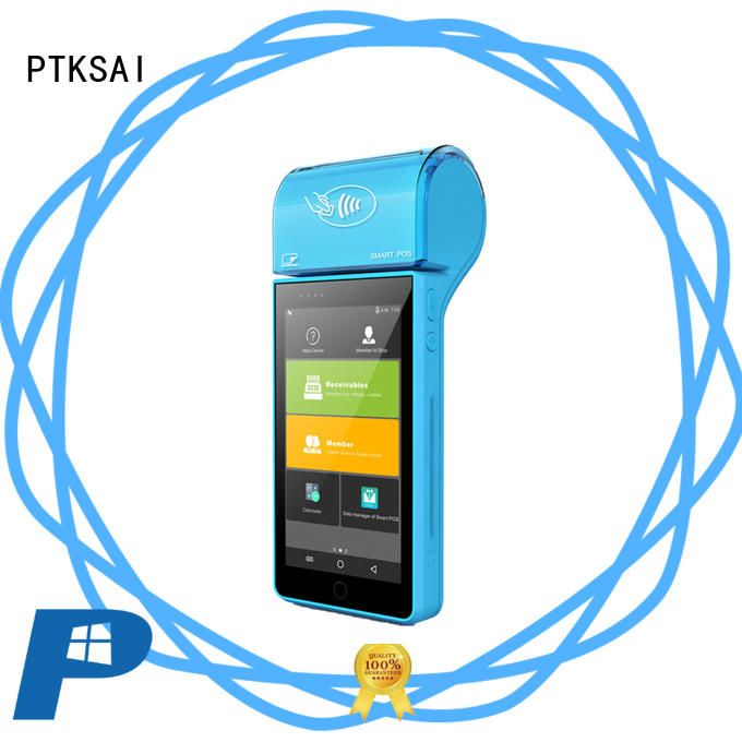 PTKSAI mobile pos android supply for small business