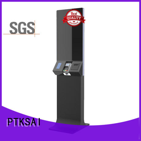 kiosk stand fhd for payment PTKSAI