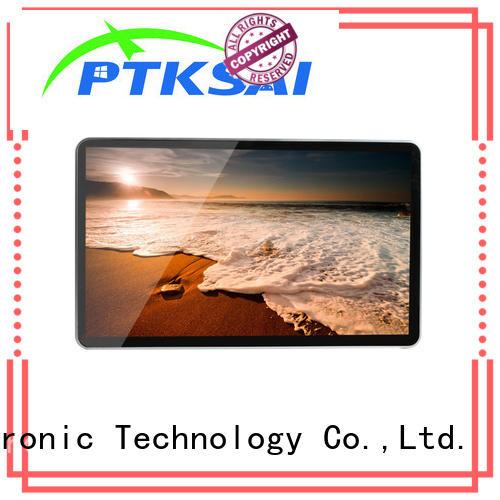 PTKSAI Brand machine digital signage kiosk touch factory