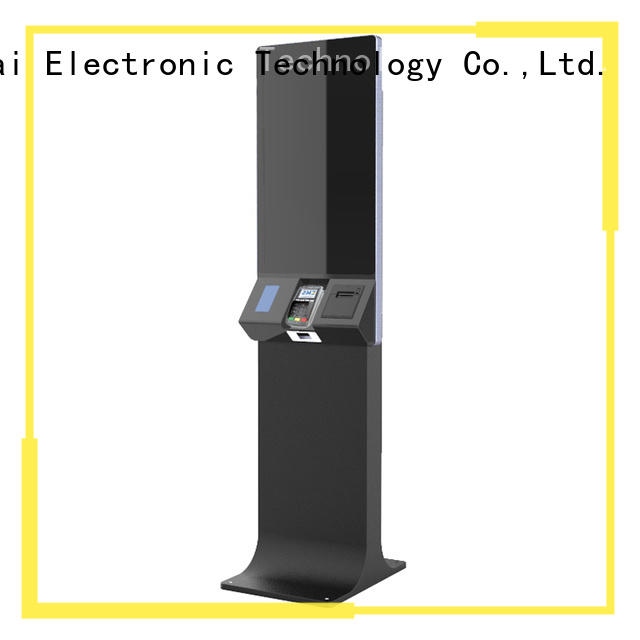 stable check-in kiosk supplier for payment
