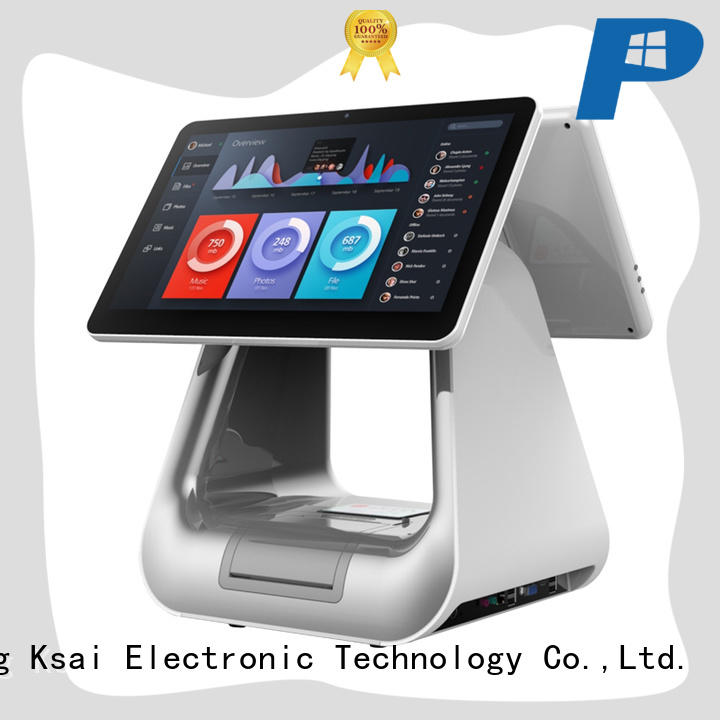PTKSAI cost-effective pos cash register from China for self service