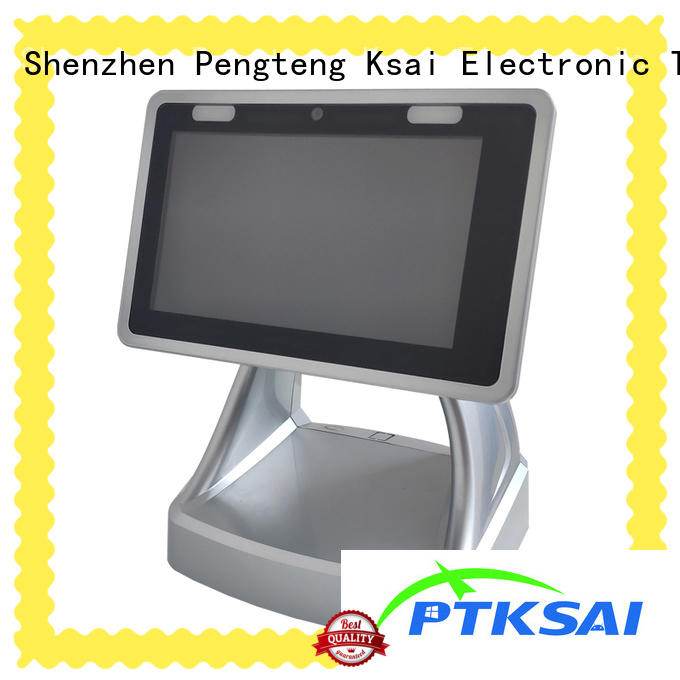PTKSAI handheld mobile point of sale devices with printer for restaurants and bars