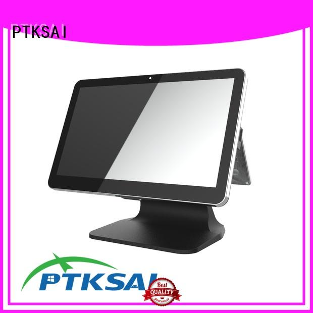 PTKSAI pos payment with customer display for small business