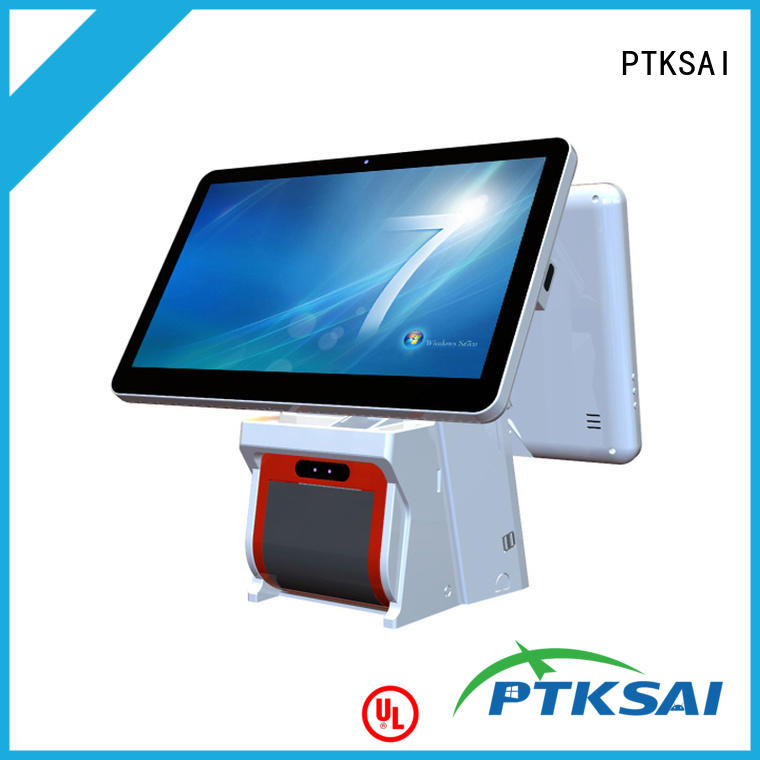 retail pos machine portable all in one pos PTKSAI Brand