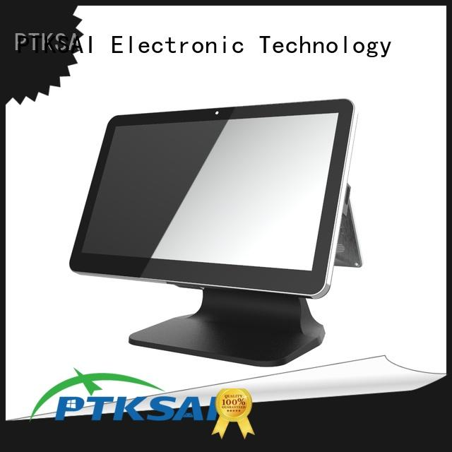 PTKSAI mobile pos system with printer for small business