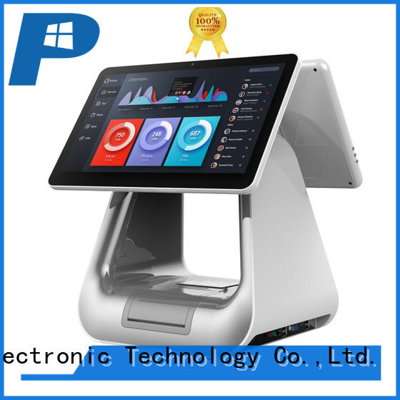 hospitality retail pos with barcode scanner for sale