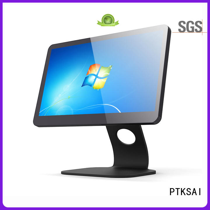 PTKSAI all in one pos terminal machine supplier for hotel