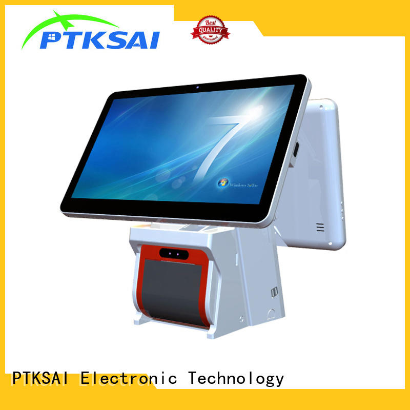 cash screen touch all in one pos all PTKSAI Brand