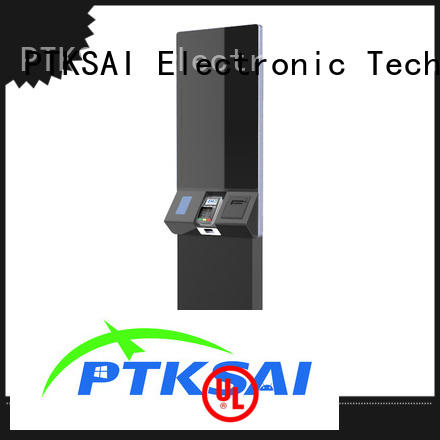 PTKSAI digital self service payment kiosk kssk for sale