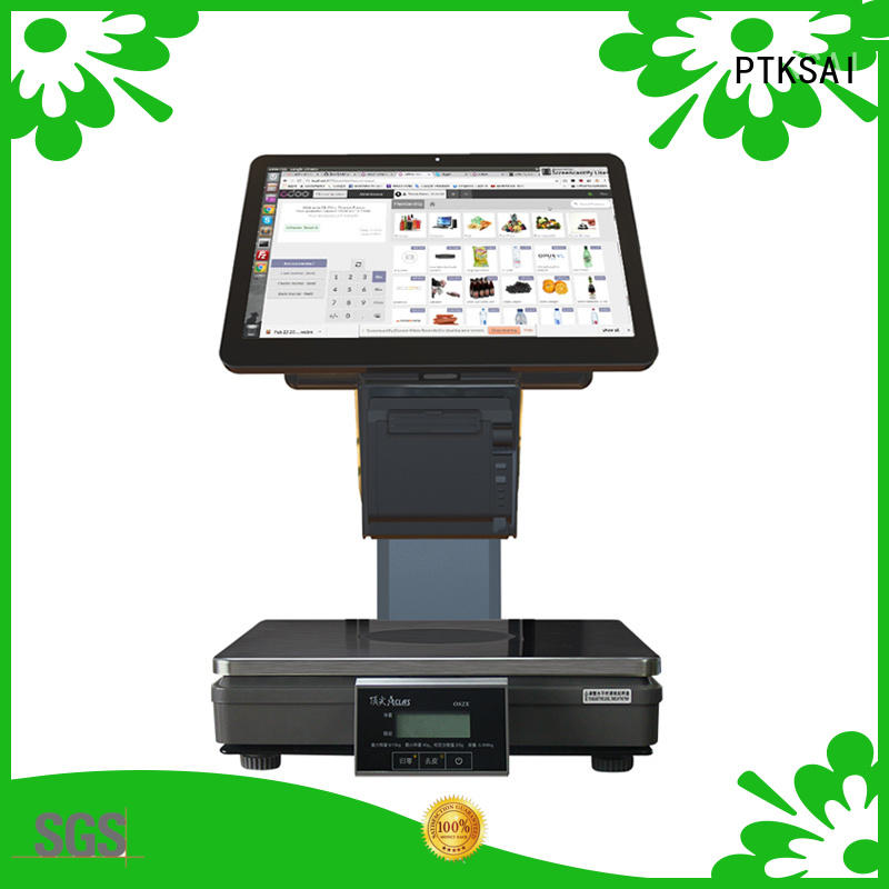 stable complete pos system from China for convenience