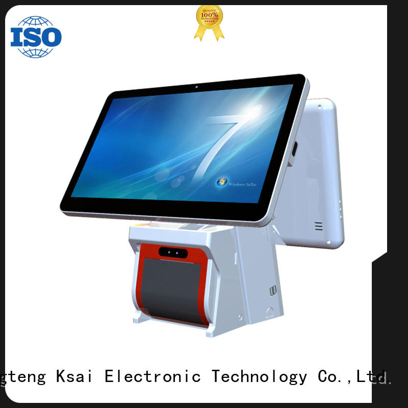 PTKSAI restaurant pos systems with auto cutter for sale