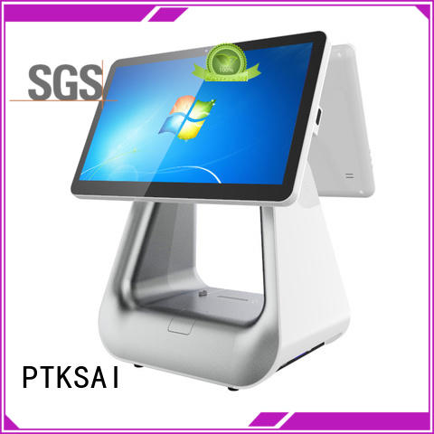 all in one pos terminal machine with customer service for sale