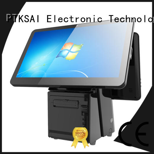 PTKSAI integrated pos terminal company for self service