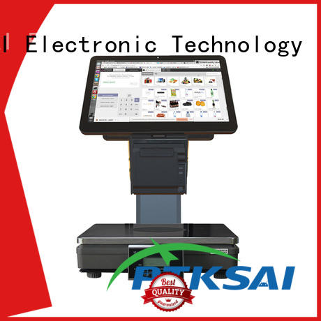 PTKSAI direct pos weighing scale character