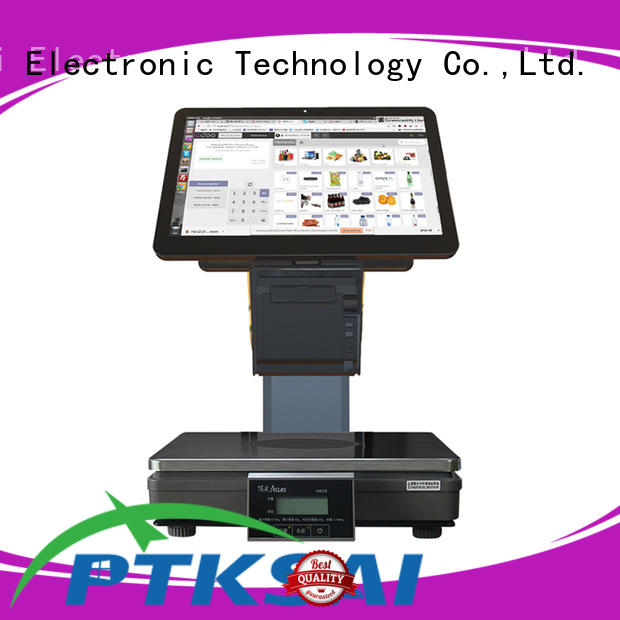 PTKSAI barcode cash register drawer kspr for payment