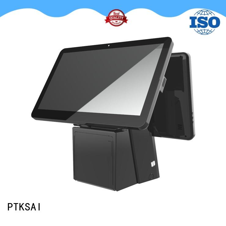 fashion pc pos with auto cutter for payment