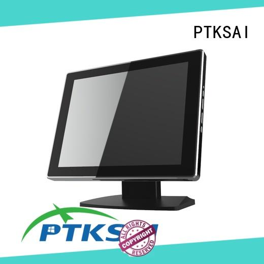 PTKSAI pos devices with customer display for payment