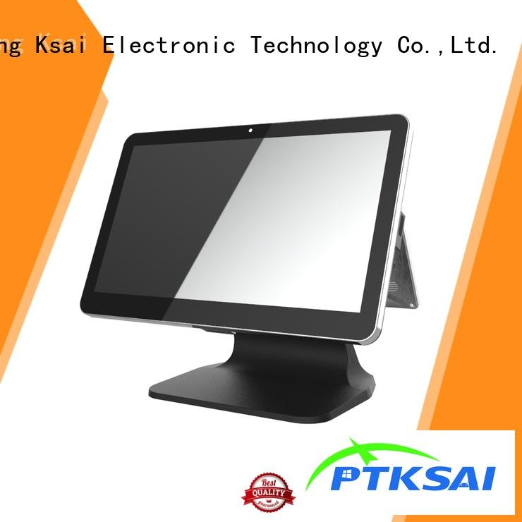PTKSAI payment wireless pos system with smart card reader for payment